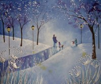 Winter Memories Fine Art Print