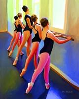 Ballet Dance Fine Art Print