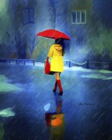 Rainy Day Fine Art Print