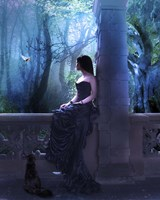 Princess Castel Fine Art Print