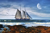Seascape Fine Art Print