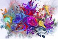 Explosion 5 Fine Art Print