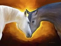 Animal Love Fine Art Print