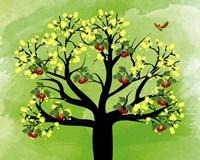 Cherry Tree Fine Art Print