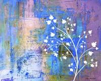White Branch Fine Art Print
