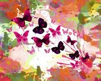 Butterflies 2 Fine Art Print