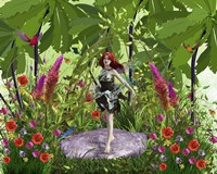 Forest Fairy Fine Art Print