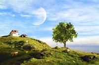 Landscape 10 Fine Art Print