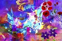 Color Explosion 8 Fine Art Print