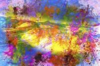 Sea Of Colors Fine Art Print