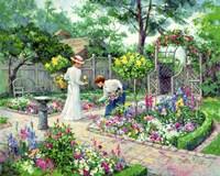 Botanical Enchantment Fine Art Print