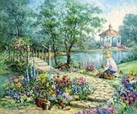 Garden Allure Fine Art Print