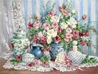 Roses and Romance Fine Art Print
