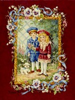 Victorian Children Fine Art Print