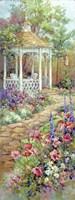 Victorian Gazebo Fine Art Print