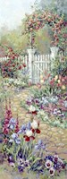 Rose Trellis Fine Art Print