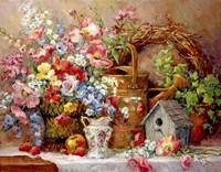 Garden Medley Fine Art Print