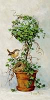 Spring Nesting II Fine Art Print
