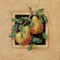 Pear Square Fine Art Print