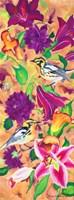 Blackburnian Warblers Fine Art Print