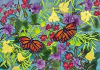 Rainbows & Butterflies Fine Art Print