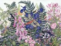 Dragonflies Fine Art Print
