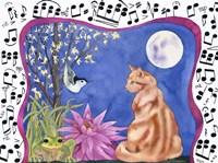 Serenade Fine Art Print