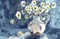 Sunshine and Daisies Landscape Fine Art Print
