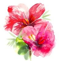 Floral Beauty II Fine Art Print