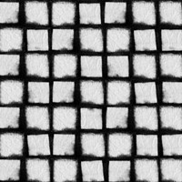 Shibori Black I Fine Art Print