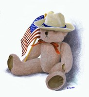Teddy Bear VII Fine Art Print
