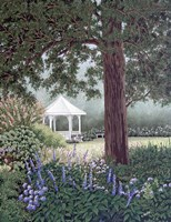 The View From The Porch Fine Art Print