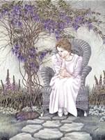 Wisteria Fine Art Print