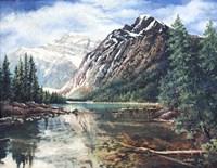Canadian Rockies Fine Art Print