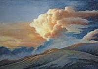 Mountain Sunrise Fine Art Print