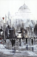 Grande Ville II Fine Art Print