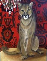 Best Cougar 2 Fine Art Print