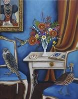 Bird House Fine Art Print