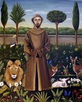 Francis 3 Fine Art Print
