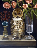 Curious and Wise Fine Art Print