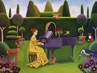 Summer Sonata Fine Art Print