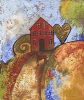 Horse Home and Heart Fine Art Print