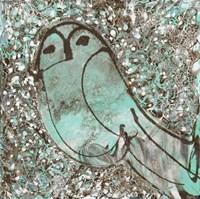 Owl III Fine Art Print