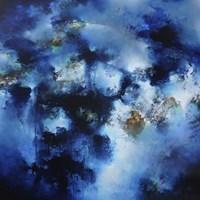 Deepest Mirage Fine Art Print