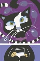 Cat Nap Dreams Fine Art Print