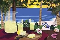 Lemonade Sunset Fine Art Print