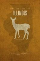 IL State of the Union Fine Art Print