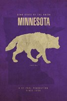 MN State of the Union Fine Art Print