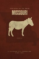 MO State of the Union Fine Art Print