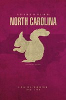NC State of the Union Fine Art Print
